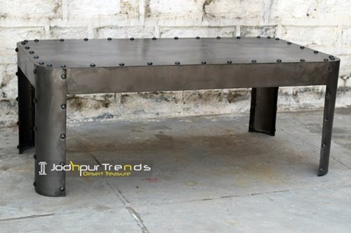 Heavy Duty Industrial Hotel Resort Center Table Furniture