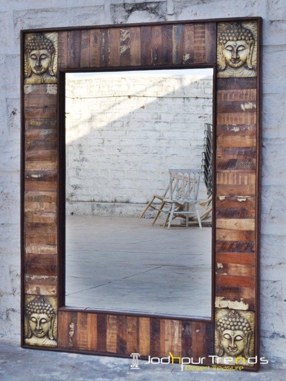 Old Jodhpur Furniture Mirror Frame Design