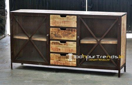 Rustic Mango Wood Furniture