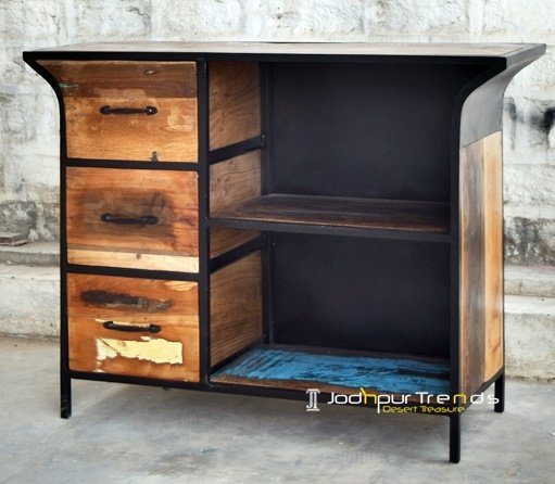 Handicraft Exporter Cabinet Design