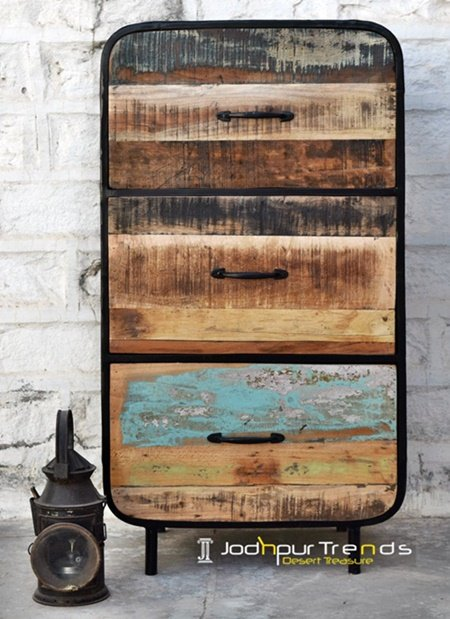 Recycled Multi Drawer Home Furniture