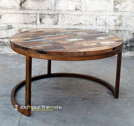 Rustic Table Indian Industrial Furniture Factory