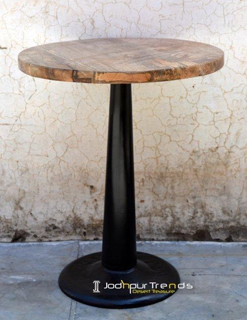 Cast Iron Manufacture Stool Design Furniture