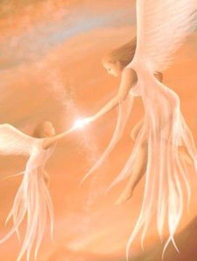 Angel Uplifting