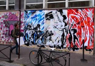 Hommage pour les victimes des attentats du 13 Novembre 2015 au PETIT CAMBODGE, Paris