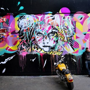 Le M.U.R Oberkampf, Paris 11