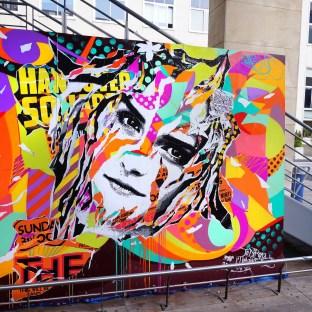 Performance live à la Fac Paris Dauphine, Paris 16