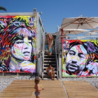 ART BEACH by Jo Di Bona 1