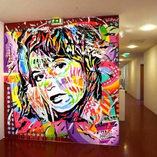 1er prix du public pour la 15ème édition de la Biennale d'Arts Actuels, Champigny-sur-Marne by Jo Di Bona