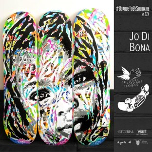 BOARDSTOBESOLIDAIRE by Jo Di Bona 2017
