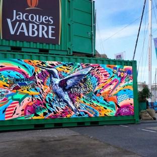 DEPART DE LA TRANSAT JACQUES VABRES by Jo Di Bona Le Havre 2017