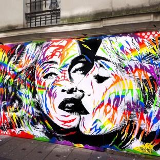 LGBT FLAG by Jo Di Bona - Paris 2018
