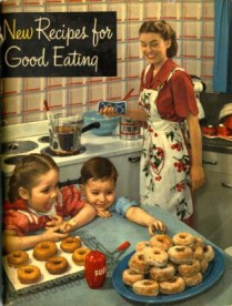 Vintage 1949 Procter & Gamble Crisco New Recipes For Good Eating Cook Book