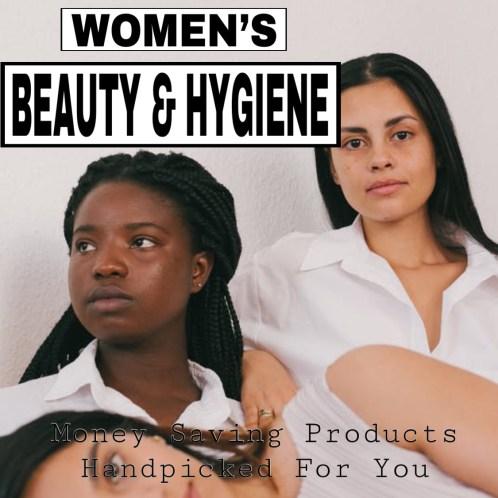 WOMENS BEAUTY & HYGIENE - AMAZON
