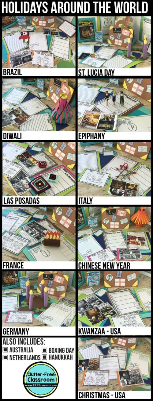 small resolution of Holidays Around the World Activities