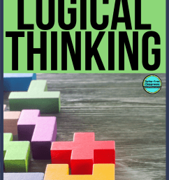 Logic Puzzles for Kids: A Strategy for Improving Problem Solving Skills    Clutter-Free Classroom   by Jodi Durgin [ 1102 x 735 Pixel ]