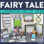 Fairy Tale Classroom Theme Ideas Jodi Durgin Education Co