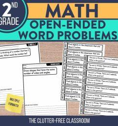 Second Grade Math Activities   Jodi Durgin Education Co. [ 1024 x 1024 Pixel ]