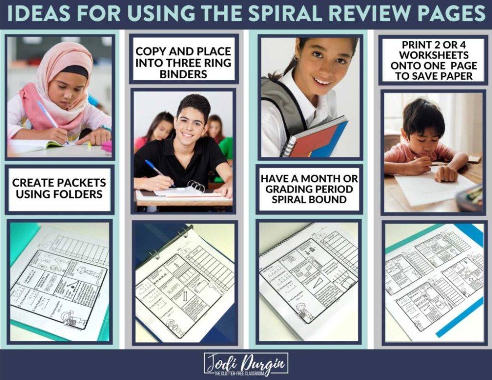 medium resolution of The Importance of Spiral Review for Effective Student Learning   Jodi  Durgin Education Co.