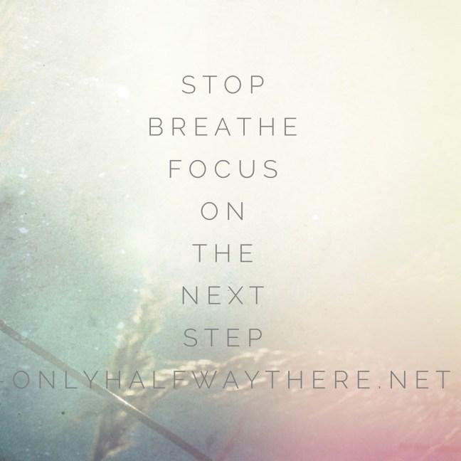 stop breathe focus