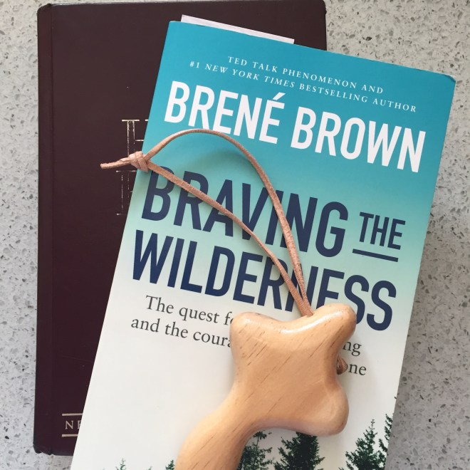 Braving the Wilderness Book club Chapter 5