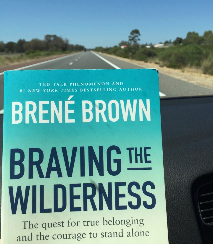 Braving the Wilderness book club Chapter 7