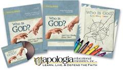Apologia Who Is God
