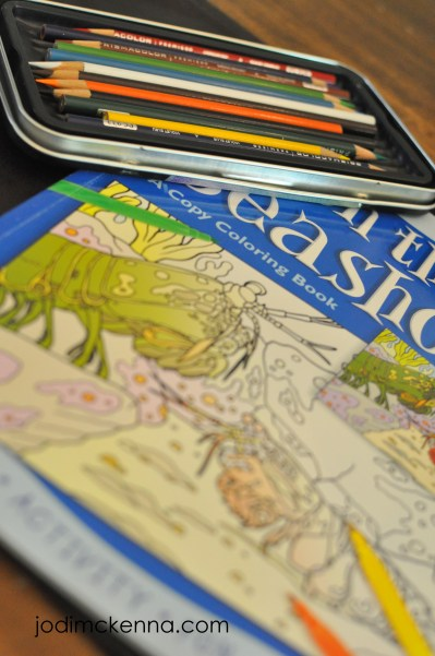 coloring for a good cause 1