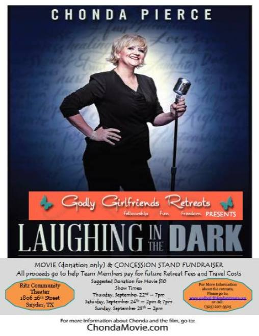 Girls Night Out Movies - Laughing in the Dark