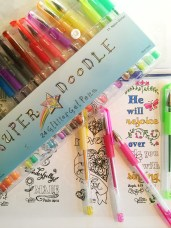 Super Doodle Gel Pens