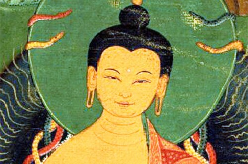 Nagarjuna - Ryûju