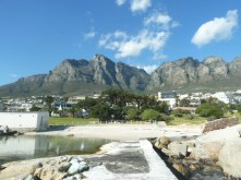 Hiking Table Mountain was also on the list but we decided to head on to the famous Garden Route.