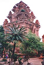 Vietnamese Cham Temple