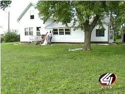 KTIV photo of rural home