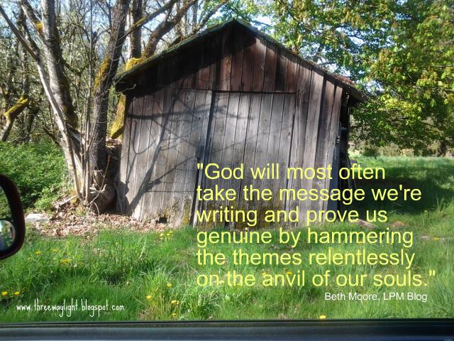 Beth moore God will prove us