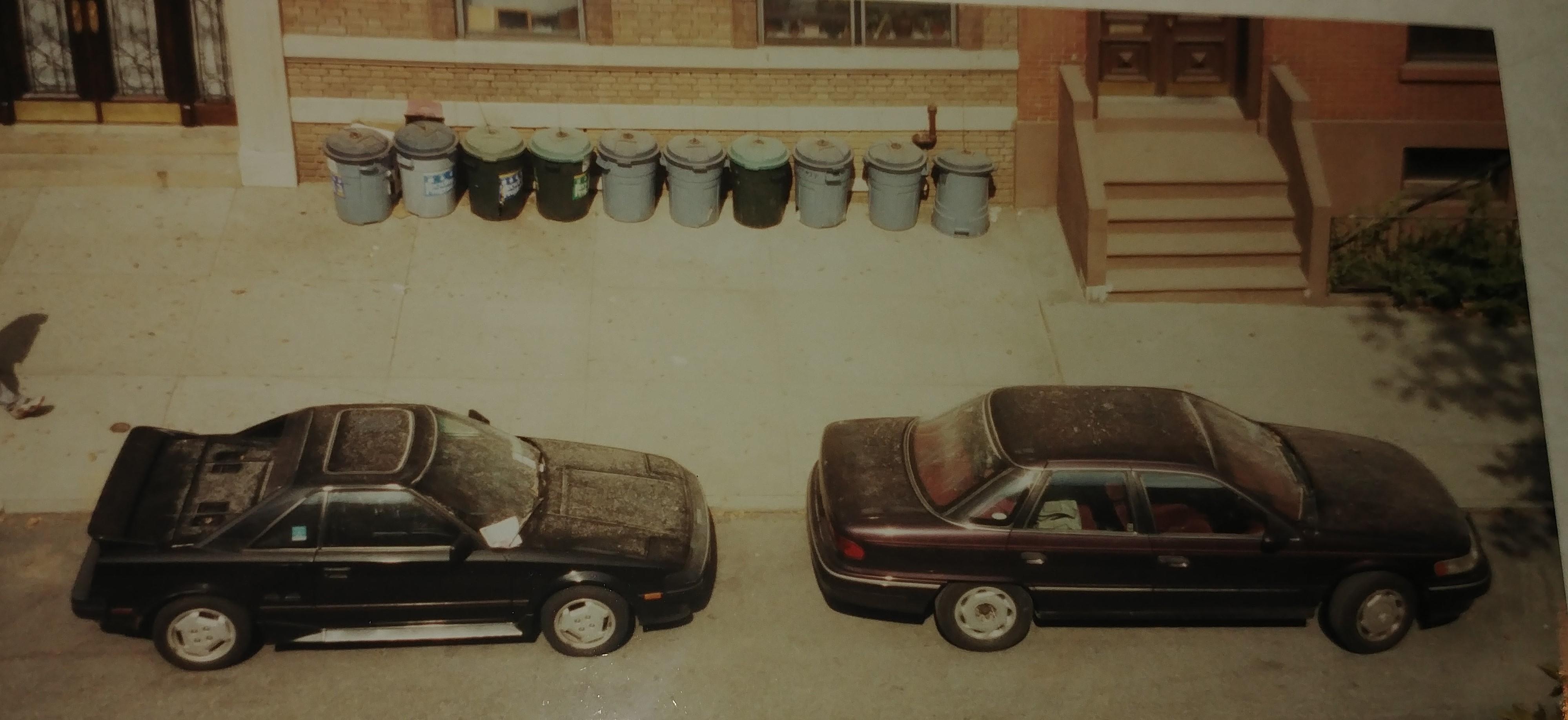 cars in drew's neighborhood