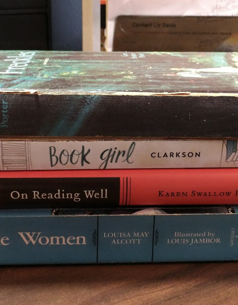 3 Books About Books #readupstream