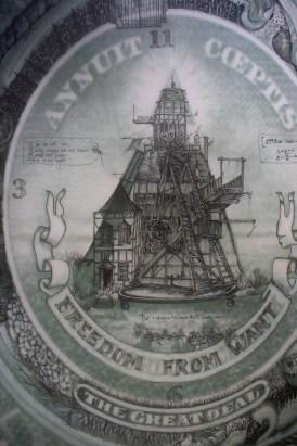 'Defacing the Dollar'