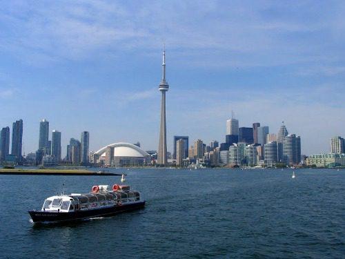 Lake Ontario and Toronto