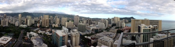 Buildings of Waikiki