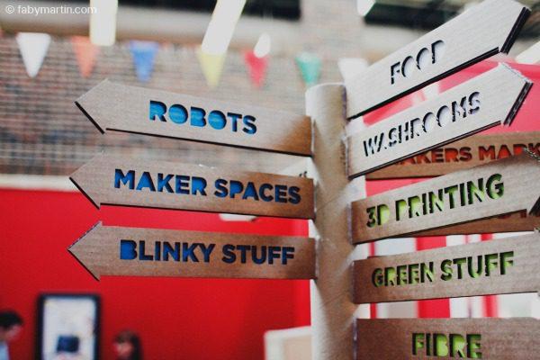 TELIS Spark Mini Maker Faire