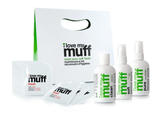 I love my muff maintence kit