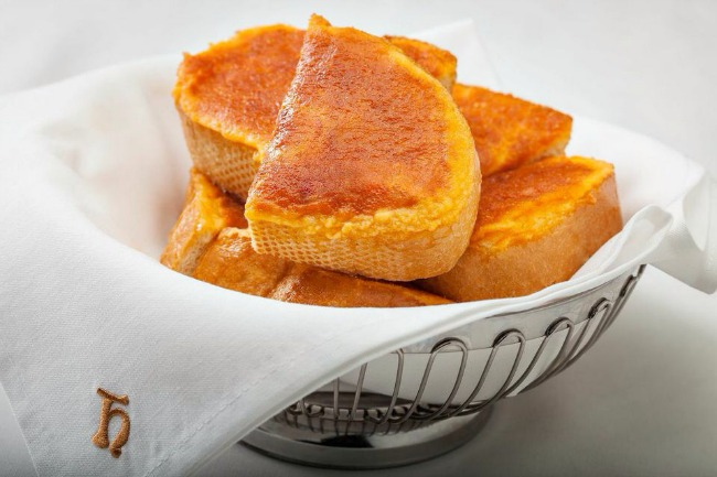 hy's cheese toast