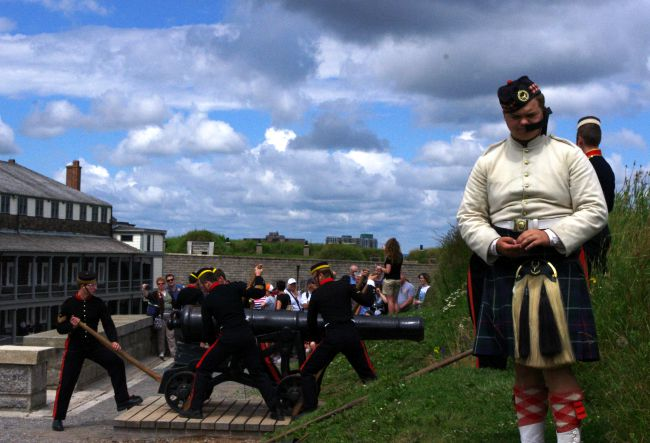 Noon cannon Halifax