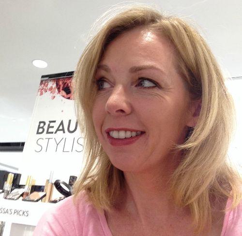 Makeup bag makeover at Nordstrom