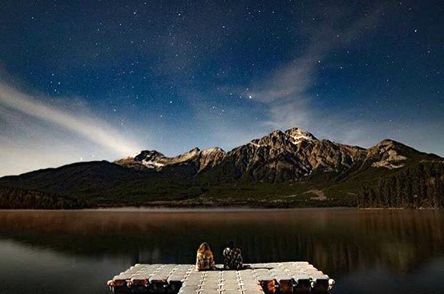 pyramid mountain jasper