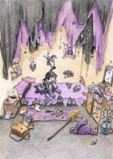 Luna-im-Zimmer