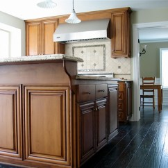 Glazed Kitchen Cabinets Black Metal Kitchens | Jody Toole's Professional Finishes