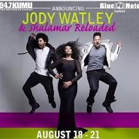 Jody Watley and Shalamar Reloaded Just Announced Blue Note Hawaii