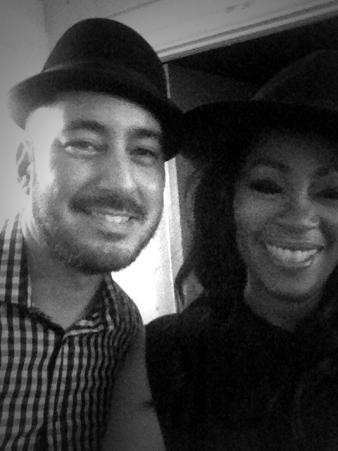 Mark De Clive-Lowe and Jody Watley (c) 2013